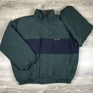 Vintage Chaps Ralph Lauren Insulated Zip Up Bomber